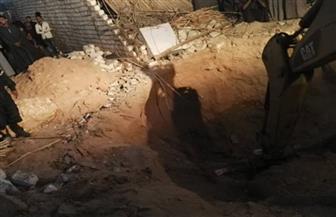 إحباط واقعتي حفر وتنقيب عن الآثار خلف معبد إدفو بأسوان