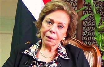 ميرفت التلاوي: مشاركة المواطن في التصويت غدا حق وواجب