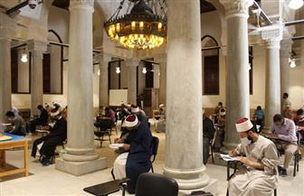 الجامع الأزهر يواصل اختبارات المتقدمين لوظيفة باحث بالرواق الأزهري   صور