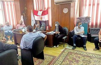 استعدادات مكثفة بصحة كفر الشيخ ومرفق الإسعاف لانتخابات مجلس الشيوخ  صور