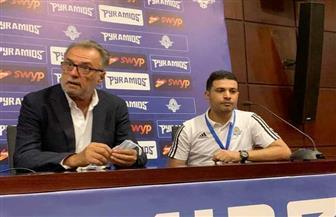 مدرب بيراميدز يكشف أسباب الفوز على طنطا بالدوري
