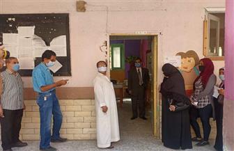لجان الإسكندرية تستقبل الناخبين مع انطلاق عملية التصويت في انتخابات مجلس الشيوخ | صور