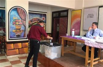 توافد الناخبين على لجان الغربية للإدلاء بأصواتهم بانتخابات مجلس الشيوخ | صور