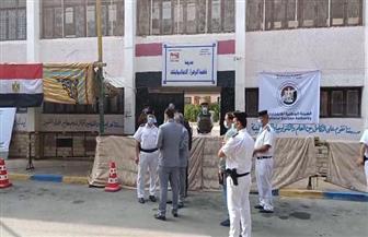 مدير أمن الإسماعيلية يتفقد اللجان الانتخابية | صور