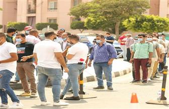 إقبال كبير من المواطنين على لجان الانتخاب بالقاهرة   فيديو