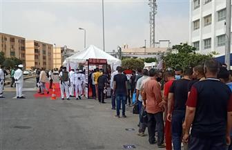 """غرفة عمليات """"مستقبل وطن"""" بالجيزة: إقبال كبير من المواطنين بمراكز الجيزة للتصويت بانتخابات مجلس الشيوخ"""