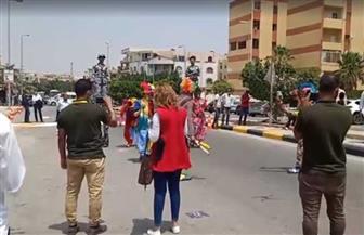ناخبو حي الأسمرات يشاركون بانتخابات «الشيوخ» وسط الأغاني الوطنية والأعلام المصرية | فيديو