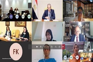 وزير الاتصالات: الدولة خطت خطوات كبيرة في تنفيذ استراتيجيتها الوطنية للذكاء الاصطناعي لبناء مصر الرقمية