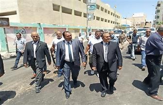 نائب محافظ شمال سيناء يتفقد لجان انتخابات مجلس الشيوخ بالعريش | صور