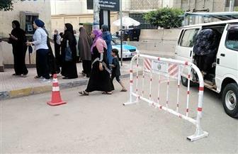 السيدات يتصدرن المشهد فى انتخابات الشيوخ بلجان دمياط | صور