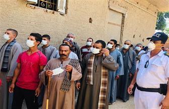 ارتفاع الإقبال على التصويت بانتخابات الشيوخ عقب خروج الموظفين من أعمالهم | صور