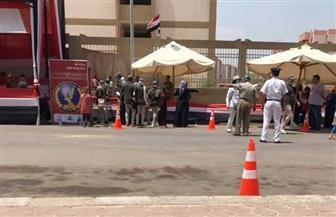 """لجنة """"تحيا مصر 2"""" بالأسمرات تواصل استقبال الناخبين عقب انتهاء فترة الراحة"""