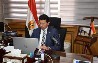 أشرف صبحي: الشباب هم الضمانة الأساسية في الحفاظ على الهوية العربية