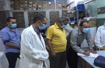 تعافى وخروج 259 حالة من مصابي فيروس كورونا من مستشفى حميات قنا | صور