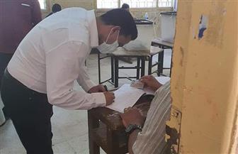 أشرف رشاد يدلي بصوته فى انتخابات مجلس الشيوخ بقنا | صور