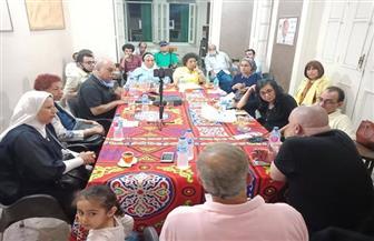 مثقفون: الأدباء اللبنانيون ساهموا في تعريفنا بالأدب الوجودي   صور