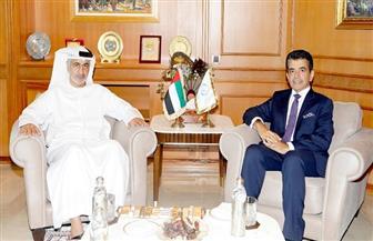 الإيسيسكو تبحث تطوير التعاون مع دولة الإمارات | صور