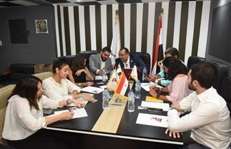 """اجتماعات مكثفة لـ""""عمليات حماة الوطن"""" بالجيزة.. و""""الدريملي"""": حضور كبير من المواطنين باللجان الانتخابية  صور"""