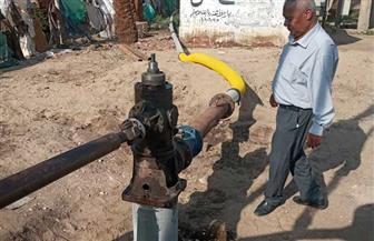 7 ملايين جنيه لإحلال وتجديد شبكات مياه مركزي دار السلام وجرجا بسوهاج   صور