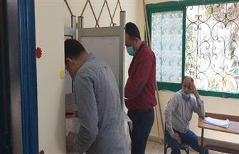نقل قاضي لجنة انتخابية بالغربية إلى المستشفى للاشتباه فى كورونا