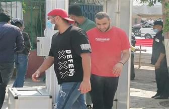 توافد الناخبين علي لجان مدرسة الشهيد شريف حجاج مناع بمصر الجديدة | صور