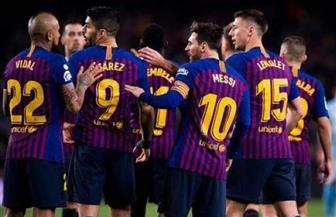 برشلونة يخرج عن صمته ويتحدث عن رحيل «ميسي»