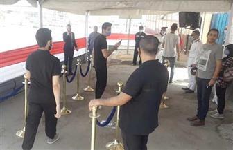 إجراءات احترازية لمنع انتشار «كورونا» بمدرسة الشهيد النقيب إسلام مشهور بالنزهة