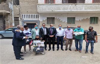 القصبي يتفقد عددا من اللجان الانتخابية بمسقط رأسه بمحافظة الغربية | صور