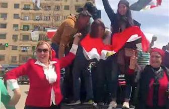 أجواء احتفالية بميدان الحجاز في ثاني أيام التصويت بانتخابات الشيوخ