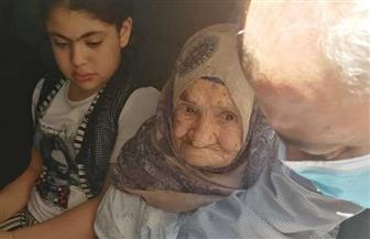 أكبر معمرة بالشرقية تدلي بصوتها وتشعل حماس الناخبين على مواقع التواصل الاجتماعي| صور