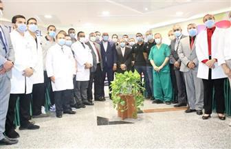 توقيع عقد بروتوكول الاختبارات الطبية للاعبي منتخب مصر لكرة اليد| صور