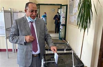 نقيب مهندسي القاهرة: التصويت بانتخابات الشيوخ واجب وطني  صور