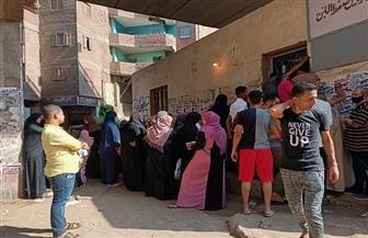 """""""مستقبل وطن"""": طوابير أمام اللجان الانتخابية بالجيزة.. والشباب يتصدرون المشهد"""