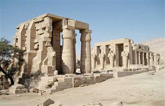 دراسات أثرية تكشف تصورا لإعادة بناء معبد الرامسيوم والتنمية السياحية في قنا | صور