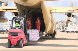 بتوجيهات من الرئيس.. وصول طائرة جديدة للبنان ومصر تواصل فتح الجسر الجوي لإرسال المساعدات العاجلة