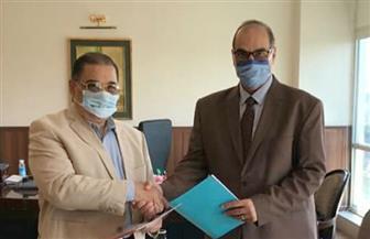الهيئة العامة للمستشفيات والمعاهد التعليمية توقع بروتوكول تعاون مع مديرية الشئون الصحية بالقاهرة