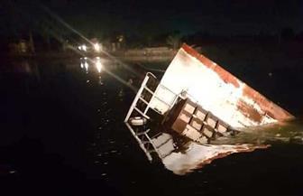 اللحظات الأولى لغرق عبارة البحيرة وعلى متنها سيارات وعدد من المواطنين| فيديو