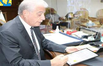 محافظ جنوب سيناء يعتمد توقيعه إليكترونيا