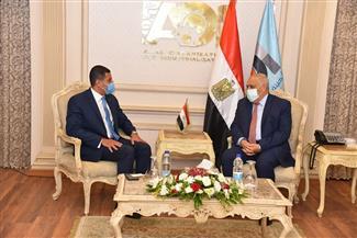 """""""العربية للتصنيع"""" و""""هيئة الاستثمار"""" تبحثان تعزيز الصناعة الوطنية وتشجيع الشركات العالمية بالاستثمار بمصر"""