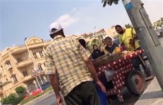 """بعد مشاهدته فيديو""""عربة التين""""..وزير الإسكان يكلف بإنهاء انتداب موظفة """"القاهرة الجديدة"""""""