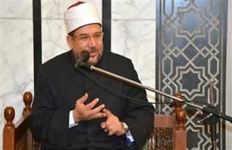 وزير الأوقاف في خطبة الجمعة بمسجد عمرو بن العاص: مصر دولة عظيمة وراسخة المؤسسات