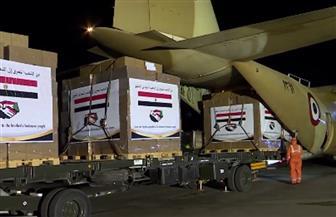 مصر ترسل مساعدات عاجلة للأشقاء فى السودان| فيديو
