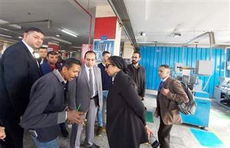 حسام جابر: الصادرات المصرية حققت نحو 6.72 مليار دولار في الربع الأول من العام رغم «كورونا»   صور