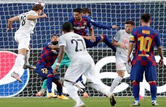 انهيار إسباني.. مولر يحرز الرابع في مرمى برشلونة لتصبح النتيجة 4-1 لصالح البايرن