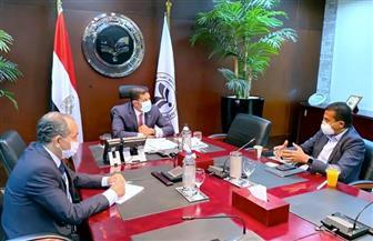 عبد الوهاب يلتقي العضو المنتدب لشركة سيمنس .. والاتفاق على لقاء شهري مع ممثلي الشركات الألمانية في مصر|صور