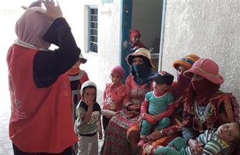 صحة الدقهلية: الكشف على نصف مليون سيدة بمبادرة دعم صحة المرأة المصرية