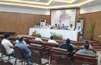 رئيس جهاز مدينة 6 أكتوبر يتابع الموقف التنفيذي لمشروعات الطرق| صور