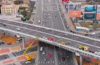 كباري ومحاور شرق القاهرة شريان جديد للتنمية والتعمير والانسياب المروري | فيديو