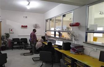 الوحدة المحلية لمدينة القصير تستقبل المواطنين لإثبات جدية التصالح للمخالفات البنائية   صور
