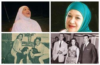 في ذكرى ميلادها الـ95.. محطات شائكة في مشوار هدى سلطان   صور